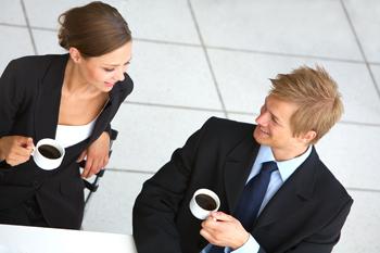 Беседа с клиентом